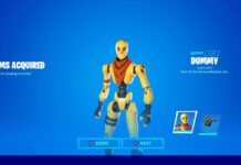 Dummy Outfit Skin