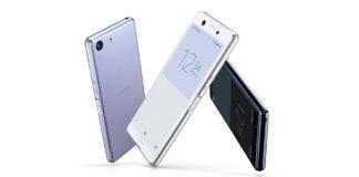 sony xperia compact smartphone