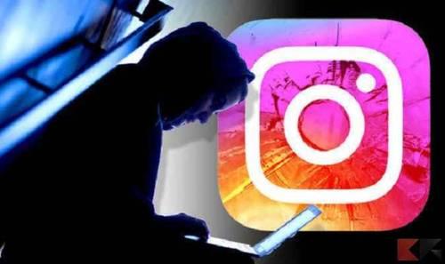 Occhio a Instagram