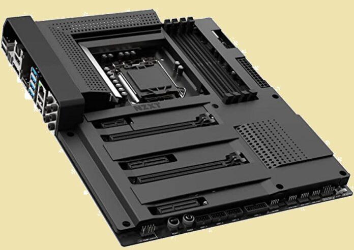 Scheda madre AMD di NZXT