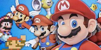 Super Mario titoli interrotti