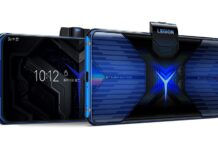 Lenovo Legion Phone 2 resistenza