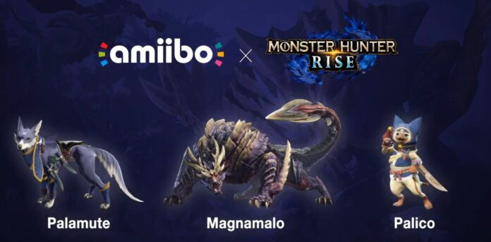 Monster Hunter Rise Spirits