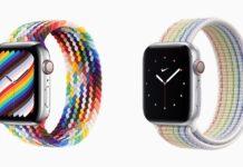 Apple Pride Edition 2021 cinturini