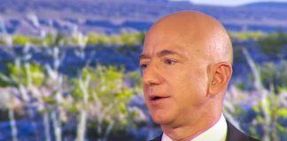 Petizione su Change.org contro Jeff Bezos