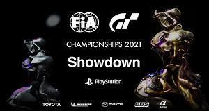GT Sport FIA Online Championship World Series Showdown