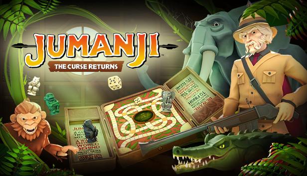 Jumanji The Curse Returns