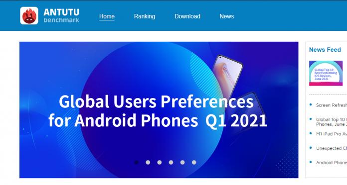 AnTuTu: ecco la nuova lista degli smartphone più veloci