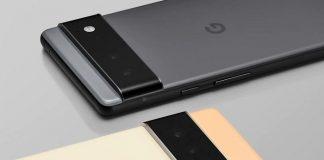 Pixel 6 e 6 Pro: niente caricabatterie nella confezione