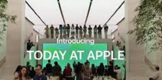 Today at Apple