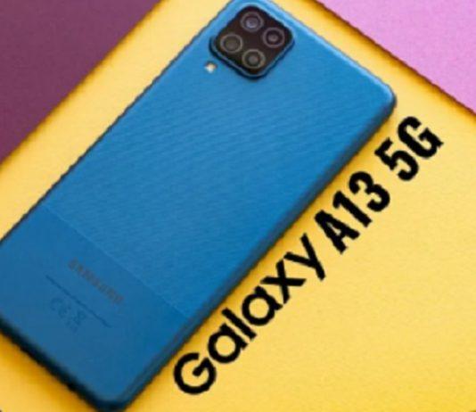 Galaxy A13 5G: l'inizio di una nuova tendenza?