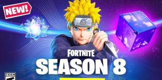 stagione 8 di Fortnite