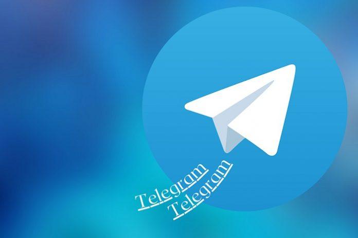 Aggiornamento di Telegram